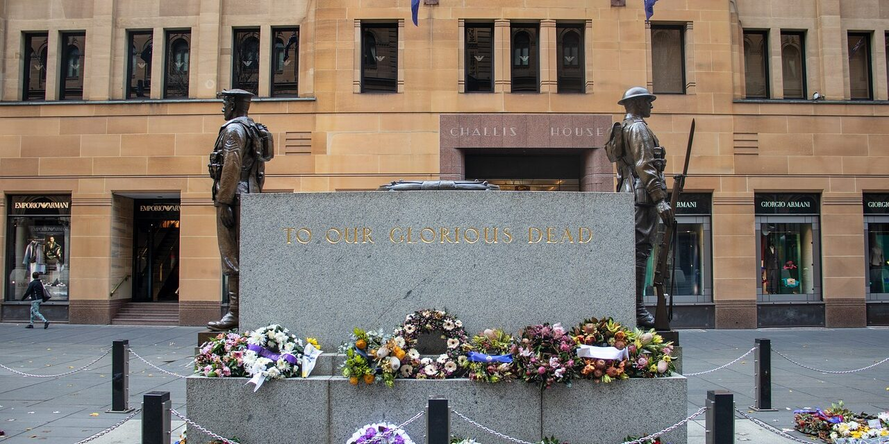 ANZAC DAy : a national day of remembrance